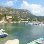 alipa port paleokastritsa