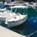 mpenitses boat hire