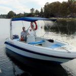 boat rent kommeno