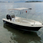 corfu boat hire
