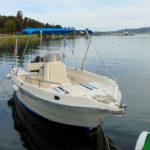 daily boat hire corfu