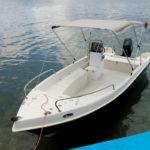 niki corfu boat rent