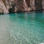 ladi beach at porto vromi zakynthos