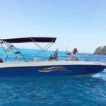 luxury boat hire zakynthos