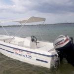 Rent a boat Vourvourou