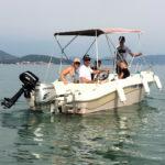 kavos rent a boat